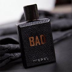 Echantillon gratuit Diesel Bad : Dose d'essai de parfum homme
