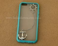 Anchor and rudder iphone case by belindawen, $8.99