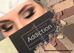 #paintmyfacemakeup #makeup #eyes #addiction #younique