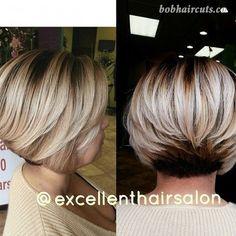 20 Best Short Bob Haircuts for Women #BobHaircuts