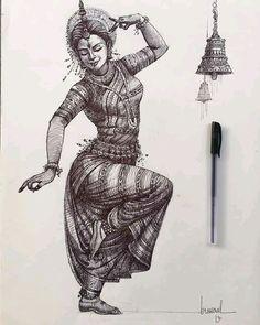 Abstract Pencil Drawings, Dark Art Drawings, Art Drawings Sketches, Charcoal Drawings, Sketch Drawing, Drawing Ideas, Sketching, Black Pen Sketches, Black Pen Drawing
