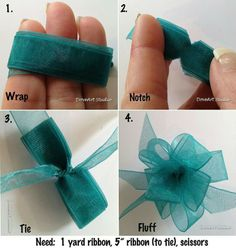 Making bows - possible type for purple polka dot ribbon on shoes