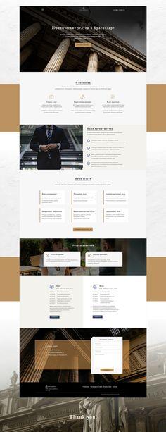 Legal services website on Behance Lawyer Website, Law Firm Website, Website Layout, Web Layout, Web Design Tips, Page Design, Law Web, Business Web Design, Website Design Inspiration