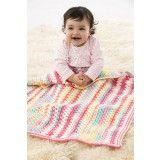Suffolk Baby Afghan (Crochet)