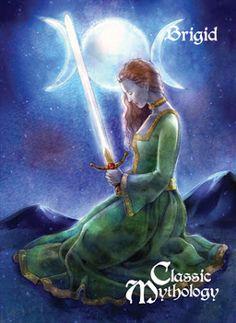 deusa celta da fertilidade,da poesia e da metarlugia