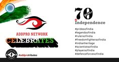 ADDPRO Network Pvt. Ltd. celebrates 70 years of independence