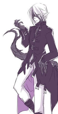 Alciel is Lucifer's jacket? Why?