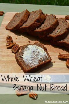 Breads, Wheat bread recipe and Bread recipes on Pinterest