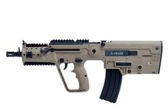 Israeli Weapons Industries 5.45mm Conversion Kit for X95 Assault Rifle