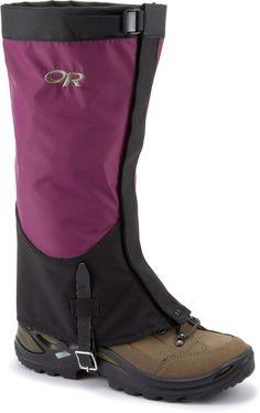 Snowshoeing women´s gaiter  http://snowshoeingequipment.com/womens-snowshoeing-gaiters/  #snowshoeing #gaiter #women´s