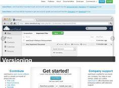 Owncloud: Servicio para alojar archivos en la nube