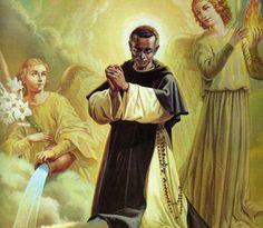 San Martín de Porres, Religioso de la Orden de Predicadores ...