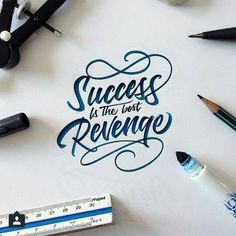 I am bringing before you a collection of inspiring brush pen & crayola lettering examples by David Milan Calligraphy Quotes Doodles, Brush Lettering Quotes, Doodle Quotes, Calligraphy Letters, Typography Quotes, Typography Letters, Caligraphy, Penmanship, Crayola Calligraphy