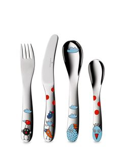 Super cute kids silverware AUERHAHN