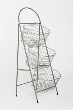 Ladder Storage Basket - Urban Outfitters