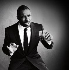 Idris Elba... Baller