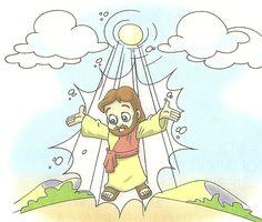 manualidades de jesus para niños - Buscar con Google