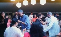Photographer Scrubs Viral Photos Of Obama Dancing While The World Is On Fire.....8/15