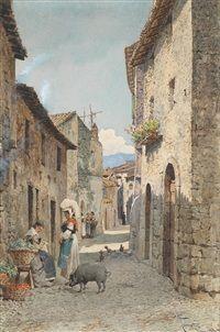 Ramón Tusquets Maignon  (Spanish, born circa 1838–1904)