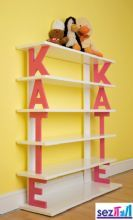 Sezitall | Bookcase | Bookshelves | Childrens Bookcase - Totslots Baby Products