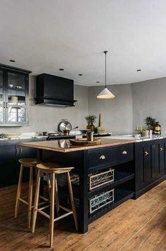 23 Kitchen & Bar Copper Countertop Design Ideas | Sebring Design Build