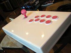 Super Street Fighter IV - Page 2 - AcuraZine - Acura Enthusiast Community Diy Arcade Cabinet, Arcade Joystick, Super Street Fighter, Arcade Machine, Gaming Computer, Pinball, Arcade Games, Sticks, Cabinets