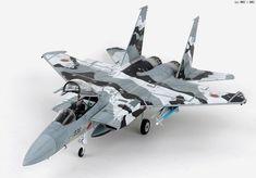 F-15J JASDF AGGRESSOR 1/32 Tamiya by Jeong Cheol, Kim
