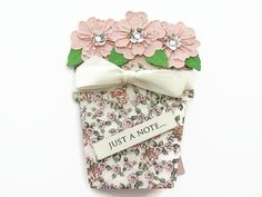 Hey, I found this really awesome Etsy listing at https://www.etsy.com/listing/245023936/just-a-note-card-flower-pot-cards-thank