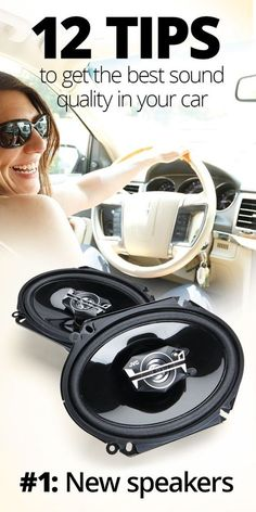 A car can be a great place to enjoy music, but many commuters still put up with marginal sound quality that they'd never tolerate at home.