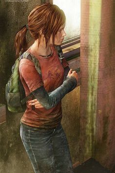 Sexy ellie from the last of us