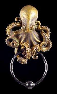 Door Knocker - Octopus