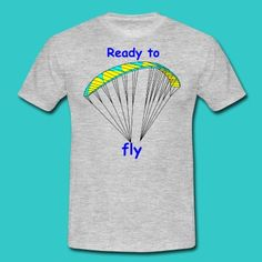 Ready to fly Shirt