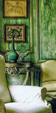 Roberta...Charme and More: Il verde che vorrei