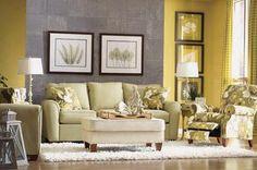 Kiefer Stationary Sofa by La-Z-Boy