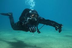 Five lessons for Cold-water Diving | DAN Southern Africa