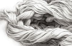 charcoal drawings of ropes - Google Search