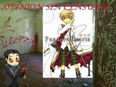 Opinion sincera del primer Vol. del manga: Pandora´s Heart