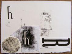 Annie Brundrit: Little Bit Of Typography