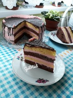 Hungarian Cake, Nutella, Tiramisu, Sweets, Dishes, Cookies, Ethnic Recipes, Food, Shapes