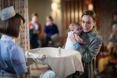 Call the Midwife Christmas special 2014: Cynthia, Angela and Shelagh