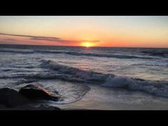 """Sunrise in Ocean City Maryland April 4, 2016. Today's Sunrise brings lifts one's spirit! William www.cooksquotes.com. Thoughts and Ideas of William W Cook YouTube Channel cooksquotes. If you enjoy, Please make a """"donation"""" on my website!"""