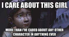 Clementine | The Walking Dead (Telltale Game) twdg #MyClementine