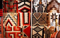 Modern Navajo Rugs