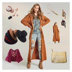 NEW Free People by mindfulbohemian on Polyvore featuring polyvore, fashion, style, Secret Service Beauty, Ciaté and clothing