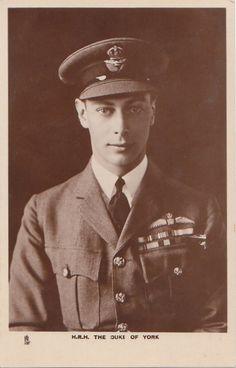 Prince Albert, Duke of York.