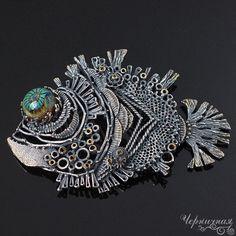 Almost ready for #beadandbutton show. A little worried.  Подготовка к выставке идет полным ходом почти все готово начинаем упаковываться. Не решено несколько важных организационных моментов переживаю. #fish #lampwork #handmade #handmadejewelry  #pendant #silver  #brass #glass by annabronze