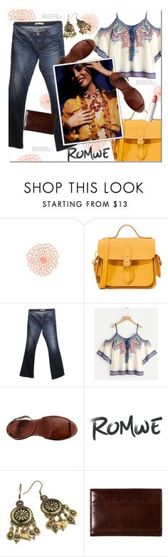 """Despacito"" by sierrrrrra ❤ liked on Polyvore featuring The Cambridge Satchel Company, J Brand, Clarks, HOBO and romwe"