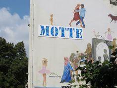 Das Kulturzentrum Motte in Hamburg Ottensen