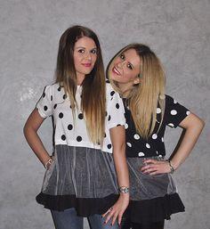 A parte la foto che è stupenda   Queste due magliette sono bellissime ! Diverse dalle solite T shirt ❤️❤️ Costano 29€ e ho sia la S che la M ! SPEDIZIONI IN TUTTA ITALIA  #fashion #fashionable #fashionblogger #instashop #instastyle #instafashion #moda #model #love #lookoftheday #luxury #beautiful #kontattoenfuerteventura #kontatto #kontattomaglieria #madeinitaly #luxury #glamour #glamorous #shoponline #outfit #ootdshare #outfitoftheday #azshop_parma #parma #roma #bologna
