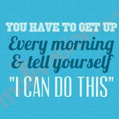 Eu posso fazer isso.
